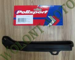 Слайдер цепи Polisport 8450200001 YZ125/250 02-04 Черный