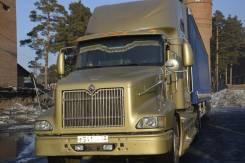 International 9200i. Продается сцепка тягача с полуприцепом, 11 000 куб. см., 24 499 кг.