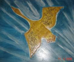 Этно картины нанайское панно продам сделано в ручную
