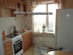 1-комнатная, улица Тухачевского 50. БАМ, 36 кв.м. Кухня