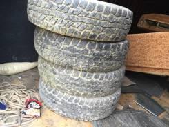 Dunlop Grandtrek AT1. Грязь AT, износ: 30%, 4 шт