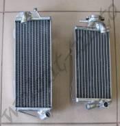 Радиаторы TRS-R-064 Серый SUZUKI RMZ250 (10-12)