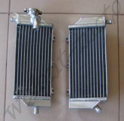 Радиаторы TRS-R-067 Серый Yamaha YZ250/YZ450F (14-16)