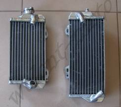 Радиаторы TRS-R-126 Серый SUZUKI RMZ450 (12-16)