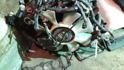 Двигатель в сборе. Mazda Bongo Двигатель RF
