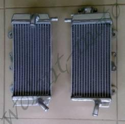 Радиаторы Серый YZ450F, WRF450,WR450 (07-11) TRS-R-017