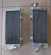 Радиаторы TRS-R-071 Серый KTM EXC125/200/250/300 SX125/150/250 13