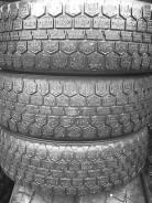 Dunlop Graspic HS-3. Зимние, без шипов, 1998 год, износ: 50%, 3 шт