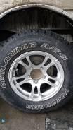 Продам хорошие колеса. 7.0x16 5x139.70 ET15 ЦО 110,0мм.
