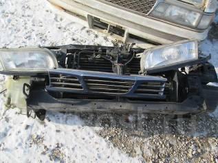 Решетка радиатора. Nissan Avenir, PW10, W10