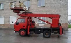Mitsubishi Canter. Продам автовышку в Новосибирске, 4 213 куб. см., 14 м.