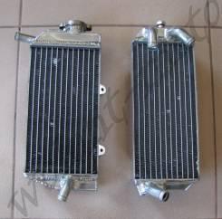 Радиаторы TRS-R-060 Серый SUZUKI DRZ400E (02-07)