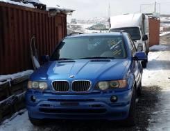 BMW X5. E53, M62 FB46