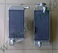 Радиаторы Серый CRF450R (09-12) TRS-R-024