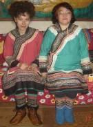 Подарок Нанайский халат продам сделаный в ручную