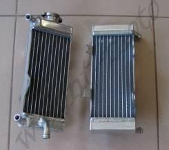 Радиаторы TRS-R-075 Серый Honda CRF250R (10-13)