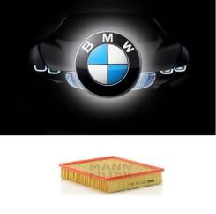 Фильтр воздушный. КРМЗ Универсал BMW: 7-Series, 5-Series, 8-Series, Z8, X5 Двигатели: M62B35, M62B44TU, N62B44, N62B48