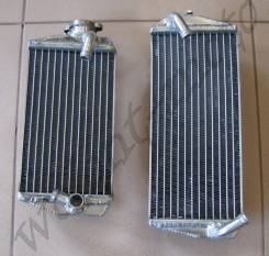 Радиаторы TRS-R-023 Серый SUZUKI RMZ 450 2007