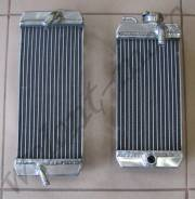 Радиаторы TRS-R-025 Серый KAWASAKI KX250F (09-11)