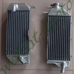 Радиаторы Комплект 2шт KX21004AB YZF250 10-13