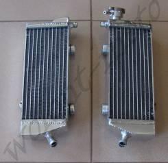 Радиаторы TRS-R-109 Серый Husqvarna FC 250 350 450 (14-15), HUSABERG TE (14-15), KTM SX-F/ EXC-F 250