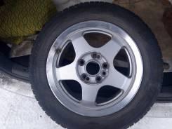 Комплект колес R15. 6.5x15 4x114.30, 5x114.30 ЦО 67,0мм.