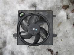 Вентилятор охлаждения радиатора. Ford Ka