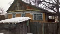 Продам деревянный дом. Улица Тимирязева 104, р-н Аэропорт, площадь дома 46 кв.м., скважина, электричество 14 кВт, отопление твердотопливное, от агент...
