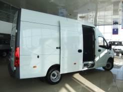 ГАЗ Газель Next. ГАЗель NEXT цельнометаллический фургон, 2 700 куб. см., 1 500 кг.