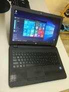"""HP 15. 15.6"""", 1,6ГГц, ОЗУ 2048 Мб, диск 250 Гб, WiFi, Bluetooth, аккумулятор на 4 ч."""