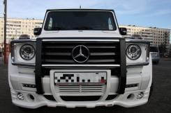 Обвес кузова аэродинамический. Mercedes-Benz G-Class, W463. Под заказ