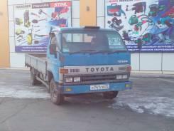 """Toyota ToyoAce. Toyota Toyoace. широкий! длинный! категория """"В""""(продажа/аренда/выкуп), 3 700 куб. см., 3 000 кг."""