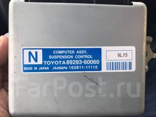 Блок управления подвеской. Lexus GX460, URJ150 Двигатель 1URFE