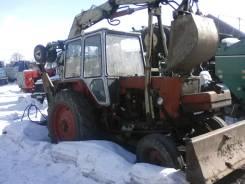 ЮМЗ 6. Продам трактор юмз 6 грейферный погрущик, 3 000 куб. см.