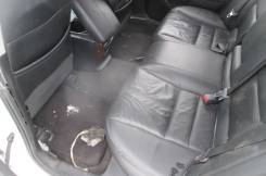 Обшивка багажника. Honda Crosstour