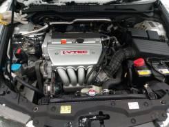 Двигатель в сборе. Honda Odyssey, ABA-RB2, ABA-RB1, LA-RB2, LA-RB1 Honda Accord, LA-CM3, LA-CM2, ABA-CM2, ABA-CM3, LA-CL9, ABA-CL9 Honda Accord Tourer...