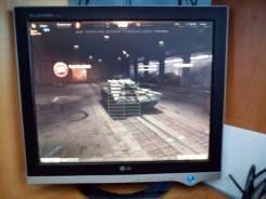 """LG. 17"""" (43 см), технология LCD (ЖК)"""