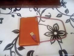 Внешние жесткие диски. 250 Гб, интерфейс Оранжевый
