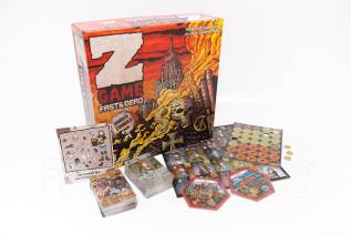 Z-Game 2: Fast Dead