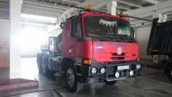Tatra T815. Tatra тягач 6*6 в Томске, 12 667 куб. см., 38 000 кг.