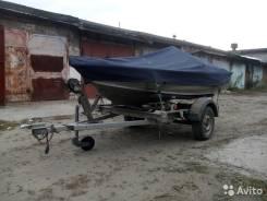 Wellboat. Год: 2007 год, длина 3,60м., двигатель подвесной, 15,00л.с., бензин