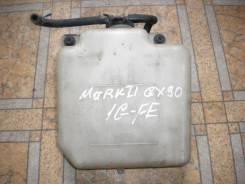 Расширительный бачок. Toyota Mark II, GX90 Двигатель 1GFE