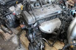 Двигатель в сборе. Toyota Carina, AT210 Toyota Corona Premio, AT210 Двигатель 4AFE