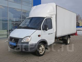 ГАЗ 330202. - фургон-сэндвич 2011г. в., 2 800 куб. см., 1 500 кг.