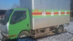 Mitsubishi Canter. Продается грузовик (фургон) Митсубиси кантер, 4 300 куб. см., 2 000 кг.