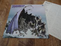 """Nazareth - """"Hair of the dog""""(1975), made in Japan"""
