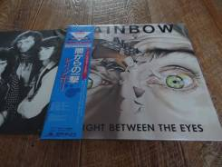 "Rainbow - ""Straight between the eyes""(1982), made in Japan"