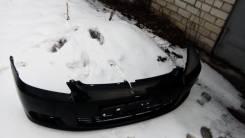 Бампер. Toyota Wish, ZNE10G