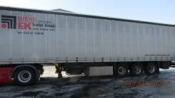 Schmitz. Продам полуприцеп шмитц 2005 г, 39 000 кг.