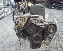 Двигатель в сборе. Daihatsu Charade, G203S Двигатель HEEG